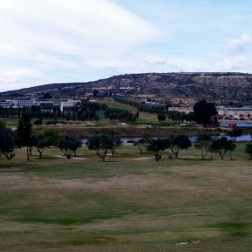 La Finca Golf, Algorfa – Edward (Ted) Humphreys