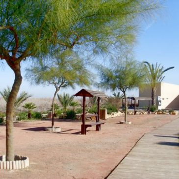 El Hondo Visitor Centre at San Felipe