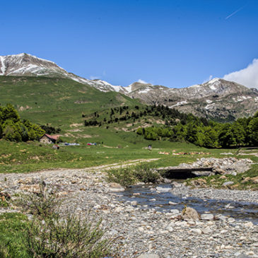 Pyrenees Trip – 15th to 18th May – By Trevor Ashley and Bryan Thomas