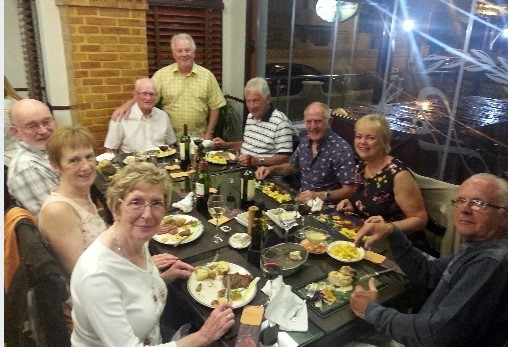 Leigh Ornithological Society Trip to the Costa Blanca – 19th to 28th April 2015