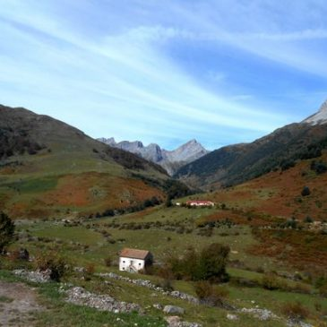 The Pyrenees – October 2017